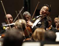 Yo-Yo Ma will be performing the Dvorak Cello Concerto with the DSO in the coming season.<p>2012 File Photo</p><p></p>