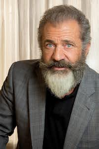 Mel Gibson is the Oscar-nominated director of <i>Hacksaw Ridge</i>. He is also about to embark on a project with a Dallas-based company. (File Photo/The Associated Press)&nbsp;