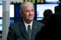 Blackstone backed dallas house rental company raises 15 billion invitation homes president amp ceo john bartling jr ap richard stopboris Choice Image
