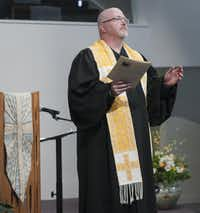 The Rev. Eric Folkerth(Rex C. Curry/Special Contributor)