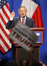 Dr. Robert Jeffress((Tom Fox/Staff Photographer))