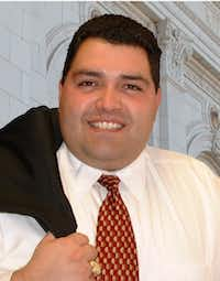 Noel Candelaria, president of the Texas State Teachers Association (Courtesy photo)