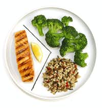 Salmon and other fatty fish are rich in omega-3 fatty acids that help decrease inflammation and may lower your risk of heart disease and certain cancers, including breast and prostate cancer. Broccoli and other dark green vegetables offer carotenoids, folate and vitamin C. Carotenoids may be powerful weapons against cancer. You can potentially reduce your risk of diabetes, heart disease, stroke and certain cancers by simply replacing refined grains with whole grains, which are higher in fiber and other disease-fighting nutrients. (Bob Fila/MCT)