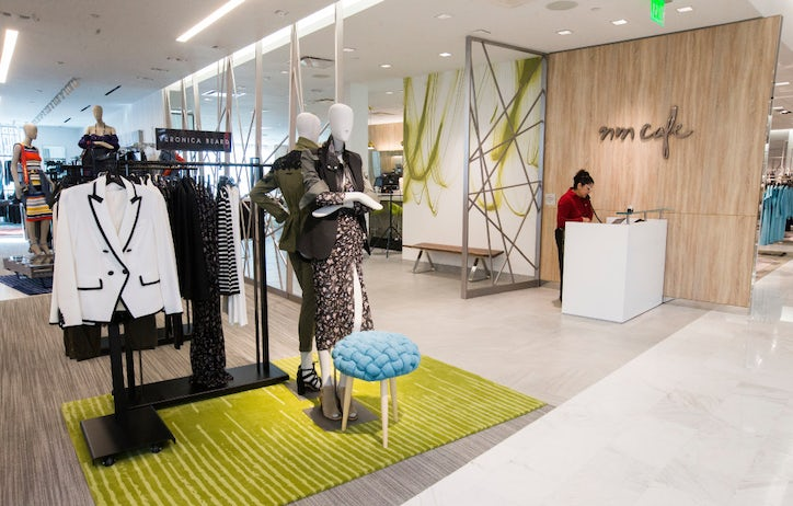 0104c1ea739de9 The entrance to NM Cafe, which includes a full bar, inside a new Neiman  Marcus store on Wednesday, February 8, 2017 at The Shops at Clearfork in  Fort Worth, ...