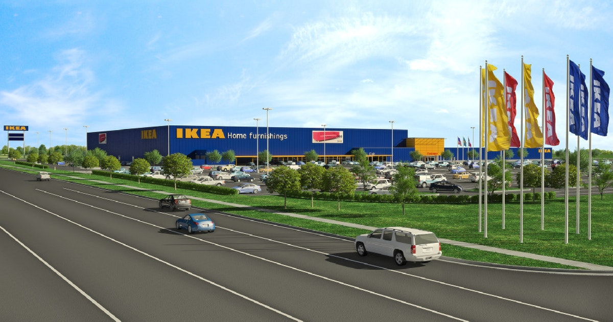 Ikea continues to grow in north texas with fort worth for Grand home designs fort worth