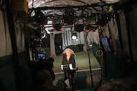 White House Counselor to the President Kellyanne Conway is interviewed by FOX News on the north side of the White House February 9, 2017 in Washington, DC. (Photo by Chip Somodevilla/Getty Images)