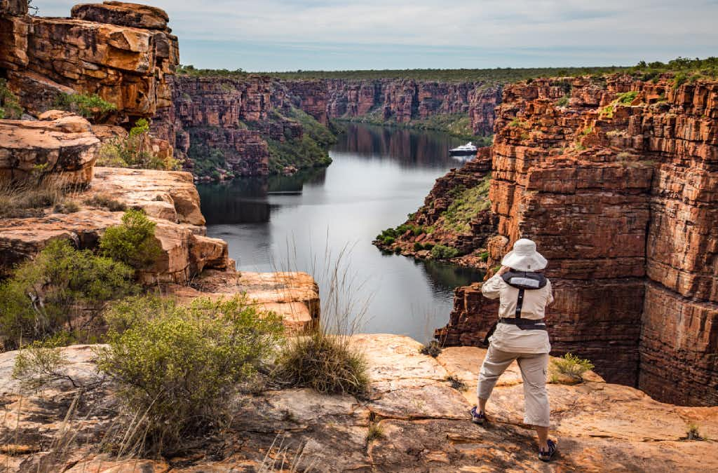See rugged, remote Australia by boat on this bucket-list cruise