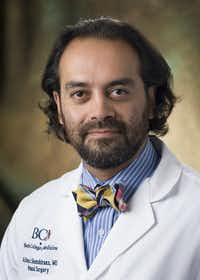 Dr. Alireza Shamshirsaz (Texas Children's Hospital)