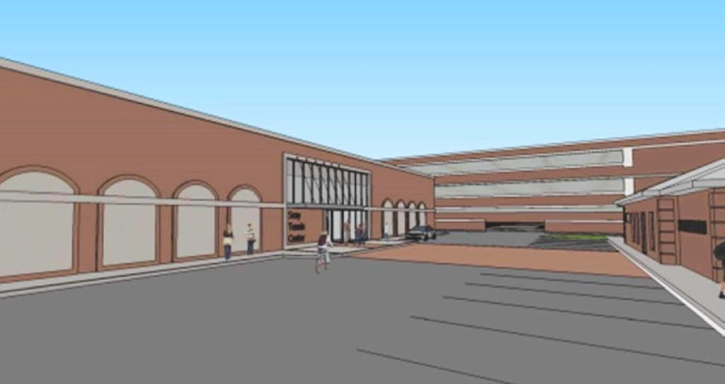 Highland Park ISD plans for new indoor tennis facility draws ...