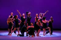 Along with the premiere of <i>Interpretations</i>, the Cultural Awareness Series shows feature iconic pieces from the Dallas Black Dance Theatre repertory. A pair by the late Bruce Wood includes <i>Smoke</i>.