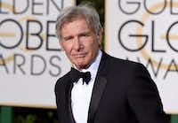 Harrison Ford (2016 File Photo/Invision)