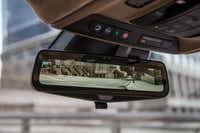 The rearview mirror.(Cadillac/Fets)