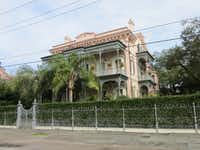 The Garden District in New Orleans features many antebellum mansions. Wesley K.H. Teo