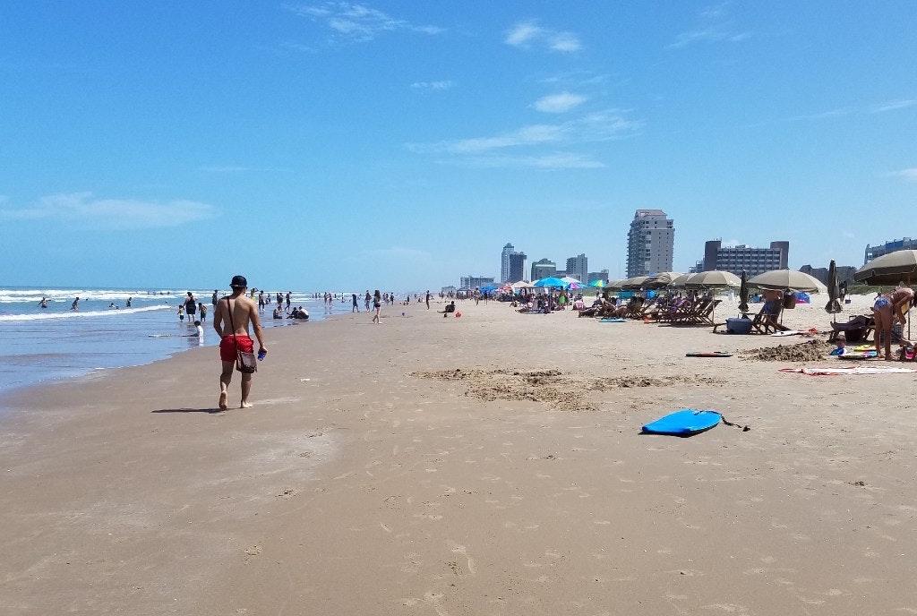 Dallas Texas Beaches