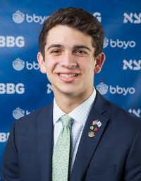 "Jed Golman(<p>(<span style=""font-size: 1em; background-color: transparent;"">B'nai B'rith Youth Organization)</span></p><p>)</p><p></p>)"