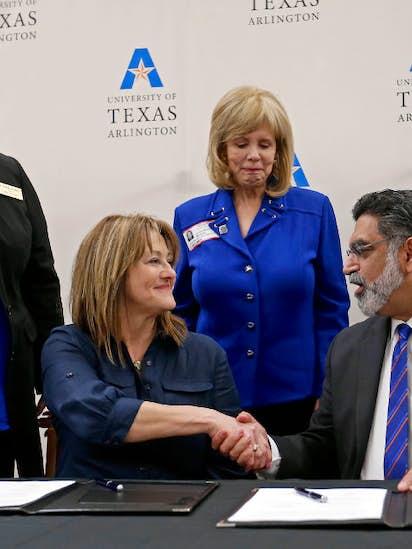 Grand Prairie-UTA partnership takes aim at teacher shortage