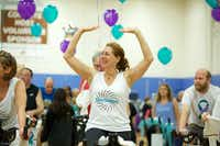 <p>Sheryl Yonack, whose friend Helen Gardner died of ovarian cancer in 2014, helped get Wheel to Survive going. </p>