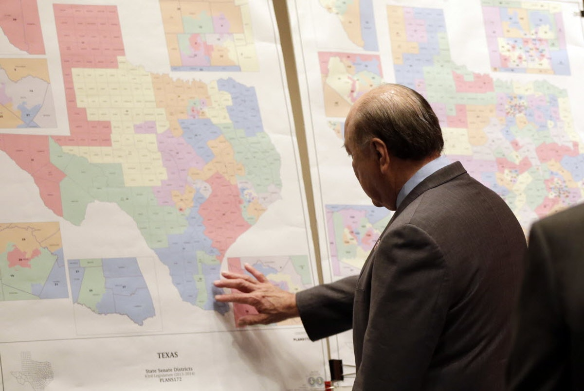 Gerrymandering is the biggest obstacle to genuine democracy in the U.S., so why is no one protesting? | Commentary | Dallas News