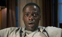 "This image released by Universal Pictures shows Daniel Kaluuya in a scene from, ""Get Out."" (Universal Pictures via AP)(AP)"