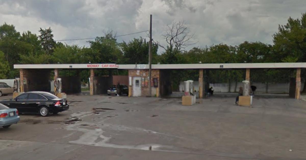 Shooting In South Dallas Car Wash