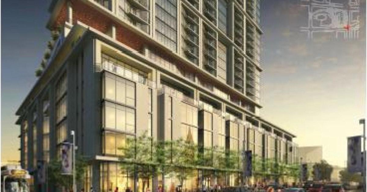 Loft Apartments In Downtown Dallas 39 Arts District Move Closer To Groundbr