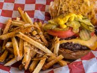 While not every diner agrees that Palo Duro Canyon State Park's Trading Post serves up the best hamburger they've ever had, most agree it's the best one for 12 miles - the distance to the nearest town. (Dan Leeth/Special Contributor)