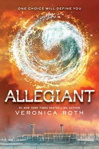 <i>Allegiant</i> is the final book in the <i>Divergent </i>trilogy by Veronica Roth.
