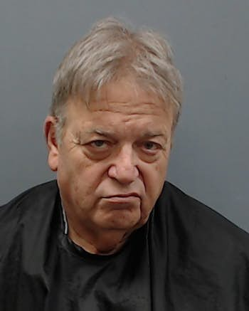 Jerry Roberts(Gregg County Jail)