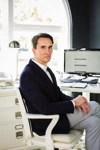 Hubert Zajicek is the co-founder and CEO of Health Wildcatters. (Mei-Chuan Jau/FD Magazine)