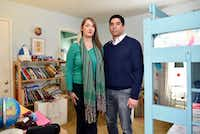 "<p><span style=""font-size: 1em; background-color: transparent;"">Rachel and Frank Gonzales, shown in their transgender daughter's room at their Dallas home, worry about how actions in Austin and Washington will affect her rights and safety. (Ben Torres/Special Contributor)</span><br></p><p></p>"