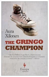 <i>The Gringo Champion</i>, by Aura Xilonen