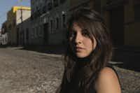 """Aura Xilonen, author of <i>The Gringo Champion</i>.(<p><span style=""""font-size: 1em; background-color: rgb(255, 255, 255);"""">Luis</span><span style=""""font-size: 1em; background-color: transparent;"""">Mauleón</span><br></p><p></p>)"""
