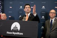 <p>Republican House Speaker Paul Ryan (J. Scott Apple<wbr>white/The Associated Press)</p>