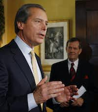 <p>Former Lt. Gov. David Dewhurst (2007 File Photo/The Associated Press)</p>