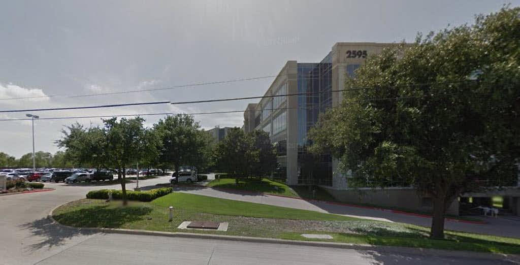 The office for Novus Health Services was housed in this building in Frisco in 2015.