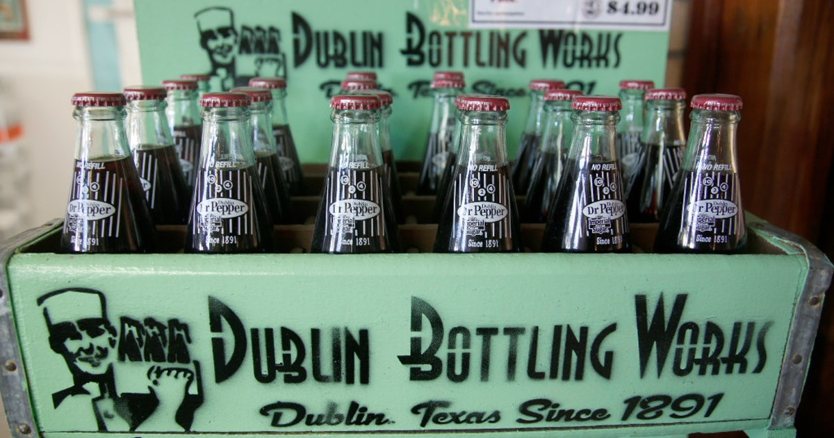 b0ed42fb82f Five years after Dr Pepper left Dublin