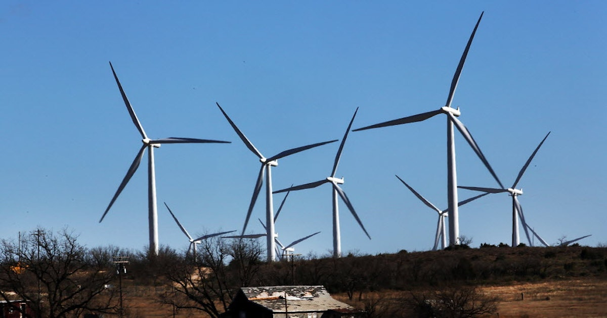 Wind Energy Is Not The Answer Commentary Dallas News