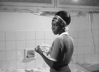 "M'Bissine Therese Diop stars in ""Black Girl."" (Criterion Collection)"