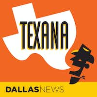 """Texana: A celebration of Texas"" is a new Facebook group from <i>The Dallas Morning News</i>.((Illustration/Rob Wilson))"