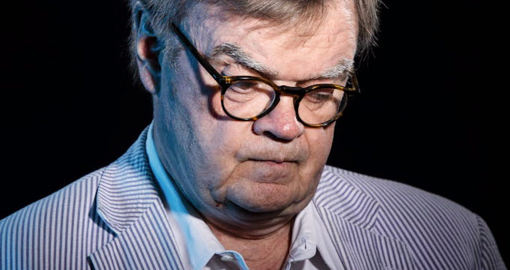 An editor recalls writing for garrison keillor and what his show nyt expocarfo
