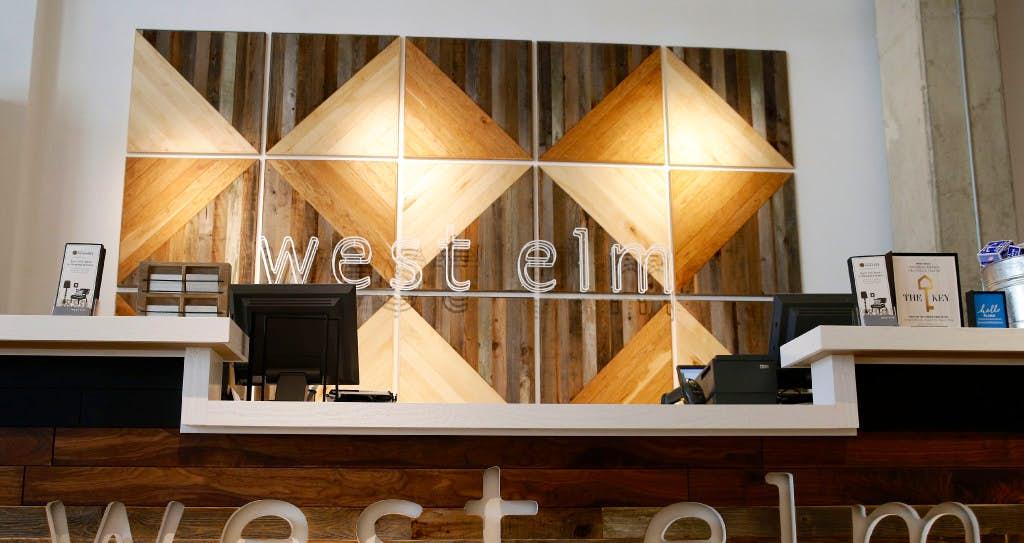 staff photographer - West Elm Store