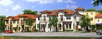 Four bungalow homes are included in the project.(Realty Capital)