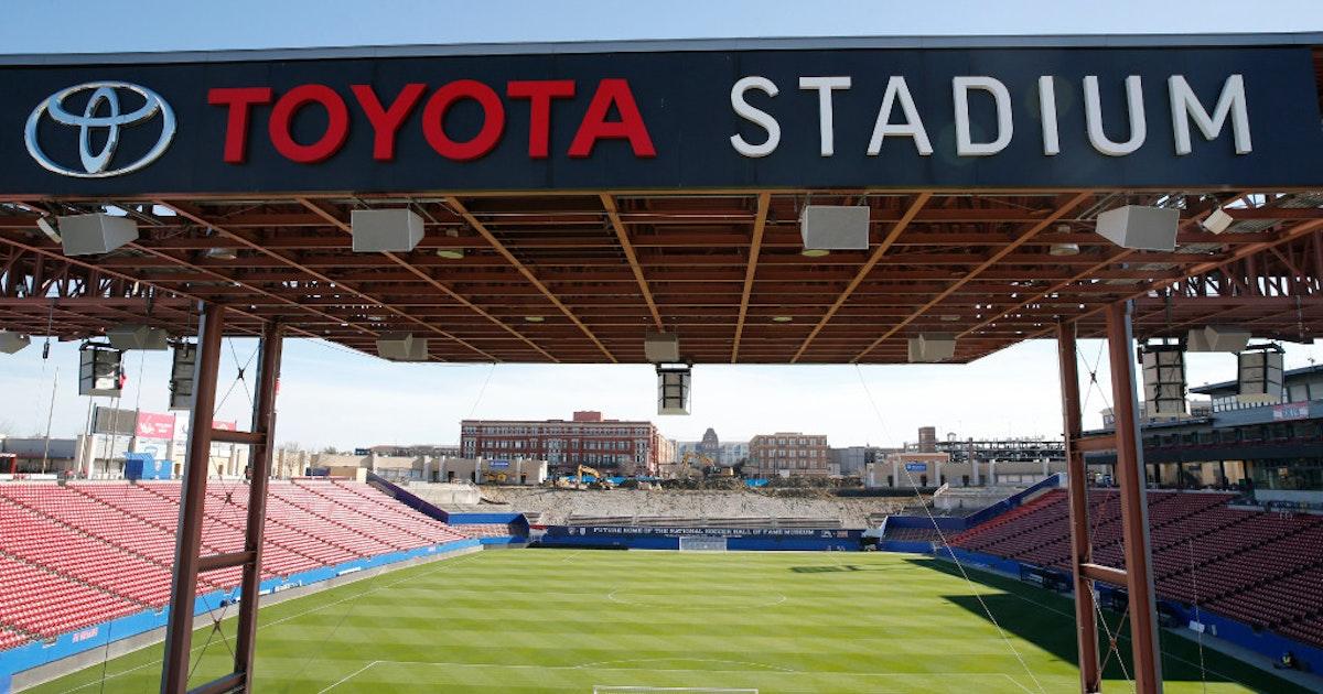 Toyota Stadium S More Than 39 Million In Renovations Make