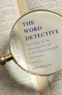 The Word Detective, by John Simpson