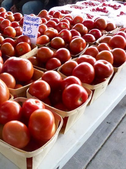 The Dallas Farmers Market Is Blossoming With Locally Grown Produce - Farm to table dallas