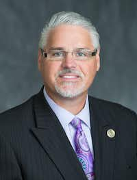 Rep. Dan Huberty, R-Houston