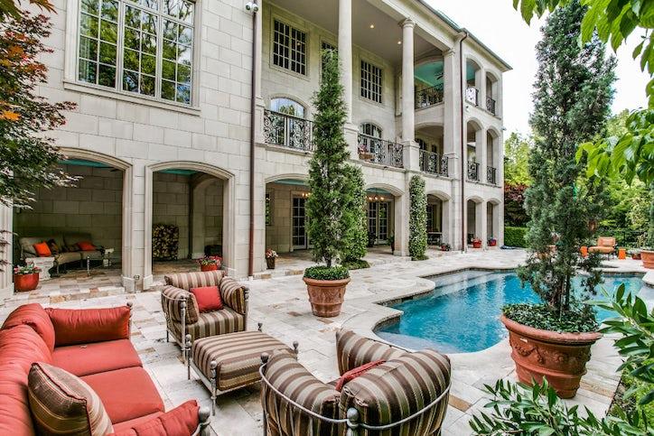 Dallas County Price Of Home Sold