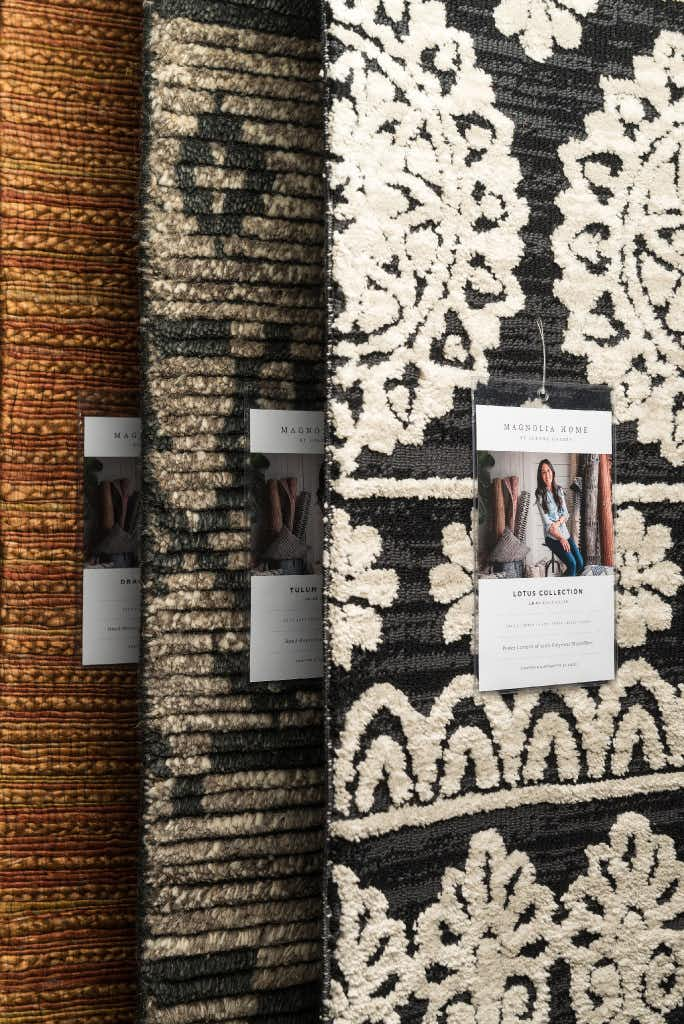 Pier 1 Selling Magnolia Home By Joanna Gaines Rugs And Loloi Pillows