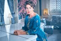 Jessica Lange as Joan Crawford in <i>Feud: Bette and Joan</i>. (Kurt Iswarienko/FX)