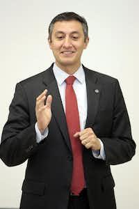 State Rep. Giovanni Capriglione((Ian McVea/Star-Telegram/AP))